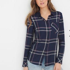 WHBM soft flannel 🍁🎃